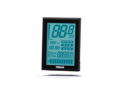 YAMAHA Display screen eBike X942 X943