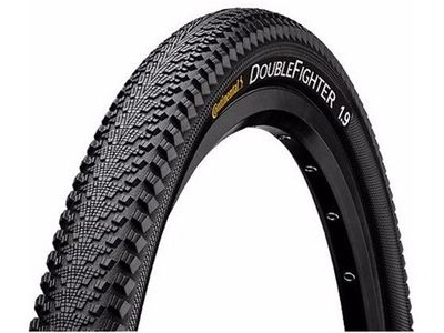 CONTINENTAL Double Fighter III 26 Inch MTB Tyre