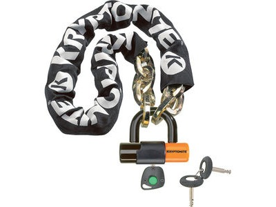 KRYPTONITE New York chain with series 4 disc lock 3 feet 3 inches (100 cm)