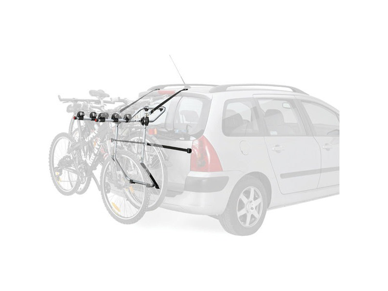 THULE FreeWay 3-Bike Rear Mount Carrier click to zoom image