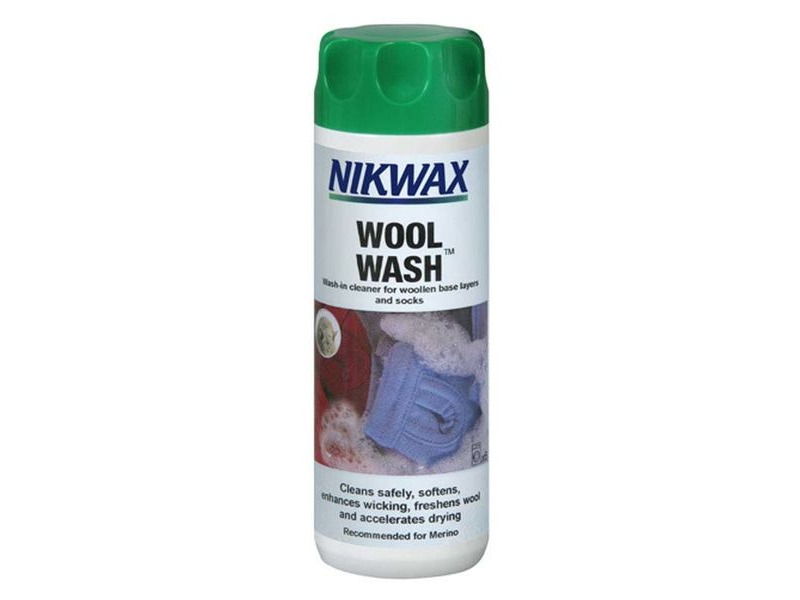 NIKWAX Wool Was click to zoom image
