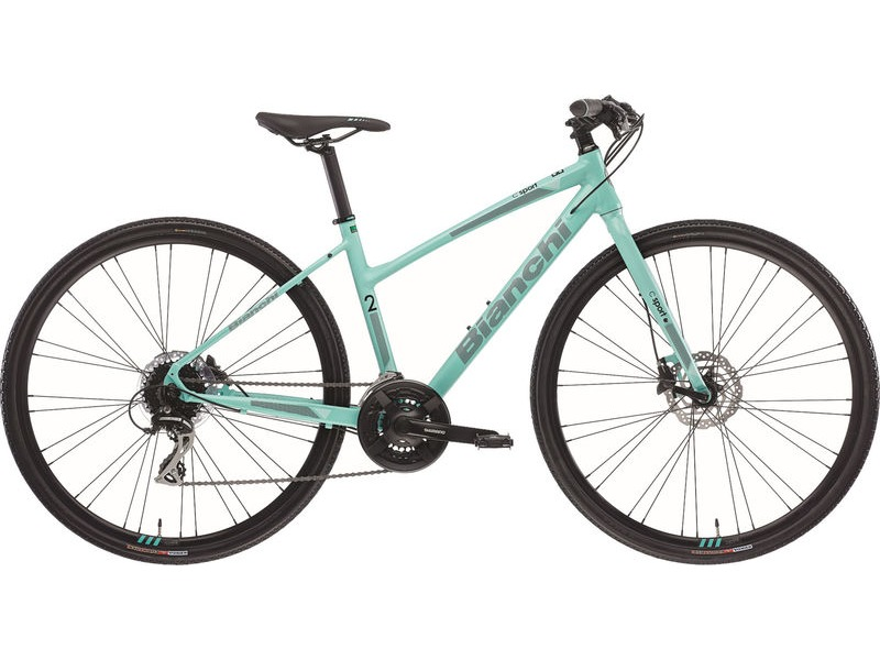 BIANCHI C-Sport 2 Dama click to zoom image