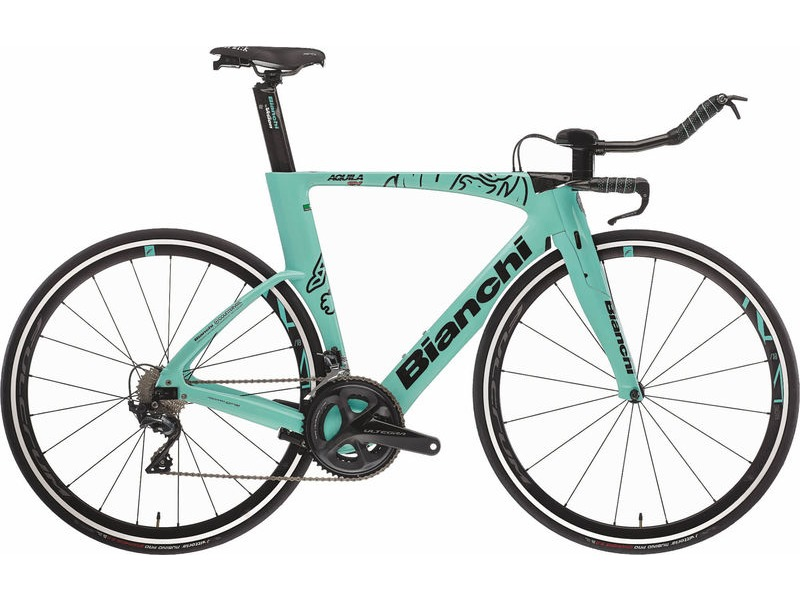 BIANCHI Aquilla CV Time Trial Carbon - Ultegra click to zoom image