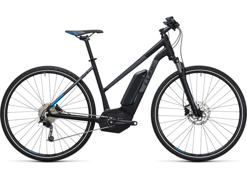 CUBE Cross Hybrid Pro 500 Womens click to zoom image