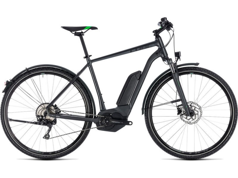 CUBE Cross Hybrid Pro AllRoad 400 click to zoom image