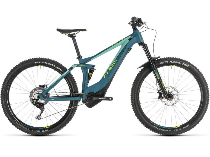 Electric Bikes 4. Women's - Full Suspension