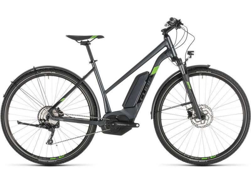 CUBE Cross Hybrid Pro 400 AllRoad click to zoom image