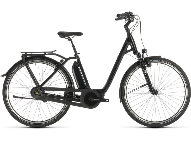 CUBE Town Hybrid EXC 500 Black Edition click to zoom image