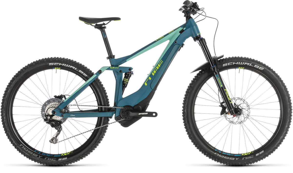 Electric Bikes Full Suspension - Women's