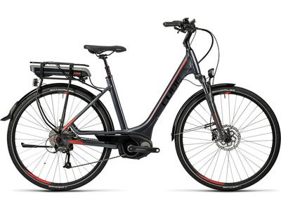 CUBE TOURING HYBRID 400 EE
