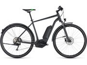 CUBE Cross Hybrid Pro AllRoad 500 50cm grey/grn  click to zoom image