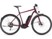 CUBE Cross Hybrid Pro AllRoad 500 50cm darkred  click to zoom image