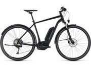CUBE Cross Hybrid Race AllRoad 500 50cm blk/wht  click to zoom image