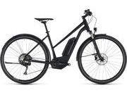 CUBE Cross Hybrid Race AllRoad 500 T 46cm blk/wht  click to zoom image