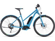 CUBE Cross Hybrid Race AllRoad 500 T 46cm blu/grn  click to zoom image