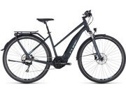 CUBE Touring Hybrid Pro 500 T 46cm navy/blue  click to zoom image