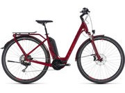 CUBE Touring Hybrid EXC 500 EE 46cm darkred/red  click to zoom image