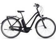 CUBE Town Hybrid Pro 500 T 46cm black/grey  click to zoom image