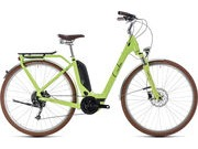 CUBE Elly Ride Hybrid 400 EE 46cm green/black  click to zoom image