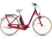 CUBE Elly Cruise Hybrid 500 EE 42cm red/mint  click to zoom image