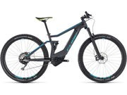 "CUBE Stereo Hybrid 120 HPC Race 500 16"" iri/blu  click to zoom image"