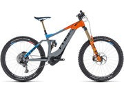 CUBE Stereo Hybrid 160 Action Team 500 2018