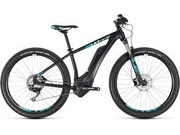 "CUBE Access Hybrid Race 500 14"" black/mint  click to zoom image"