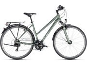 CUBE Touring T 46cm green/silver  click to zoom image