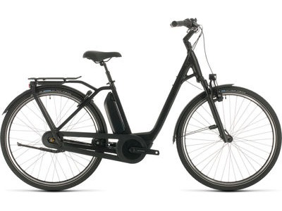 CUBE Town Hybrid EXC 500 Black Edition 2020