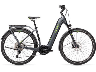 CUBE Touring Hybrid EXC 500 EE 2021