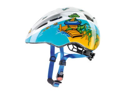 UVEX Kid II cycle helmet
