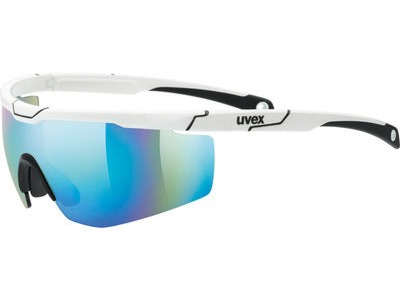 UVEX Sportstyle 117 Glasses  White  click to zoom image