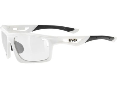 UVEX Sportstyle 700 Vario Glasses  White  click to zoom image