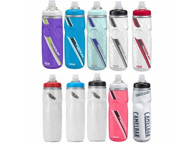 CAMELBAK Podium Big Chill Blue 750ML Insulated Bottle click to zoom image