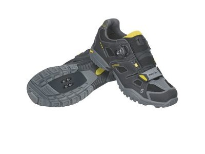 SCOTT Trail Evo Gore-Tex Black/Yellow