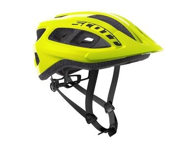 SCOTT Scott Supra (CE) Helmet Yellow