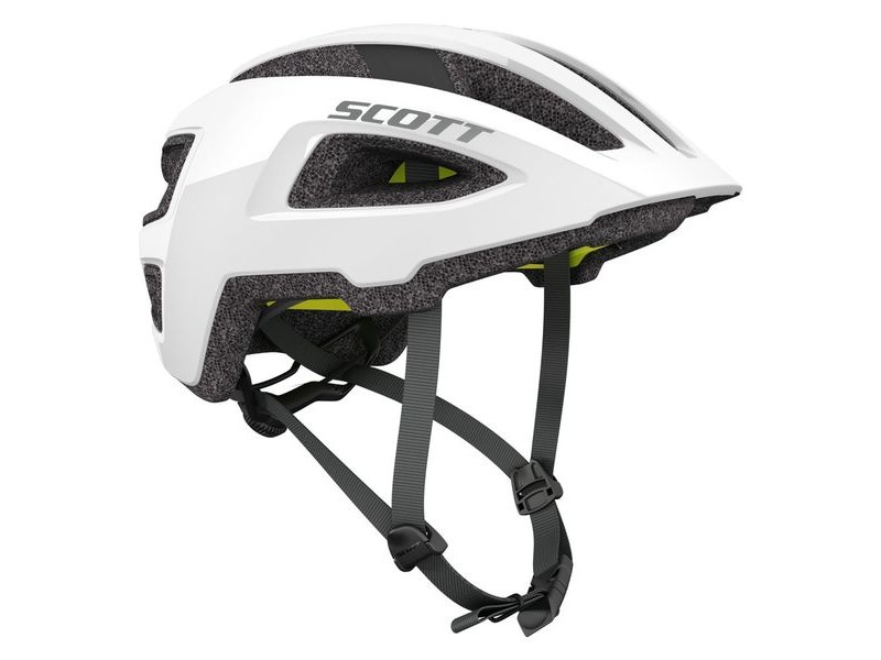 SCOTT Groove Plus (CPSC) Helmet White click to zoom image