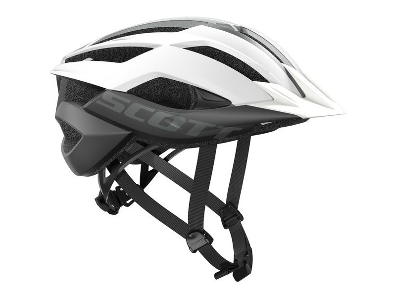 SCOTT Arx MTB Helmet White/Black click to zoom image