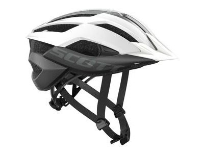 SCOTT ARX MTB Plus Helmet White Black