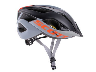 SCOTT ARX MTB Plus Helmet Grey Orange