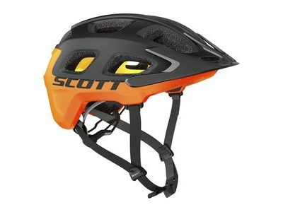 SCOTT Vivo Plus Helmet Black Orange Flash