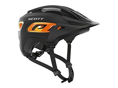 SCOTT Scott Stego Helmet Black Orange