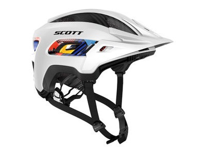 SCOTT Scott Stego Helmet Pop White