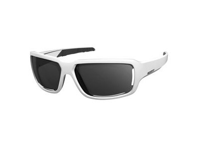 SCOTT Scott Obsess ACS Glasses  White Matt/Grey  click to zoom image