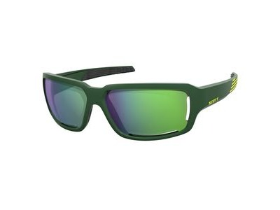 SCOTT Scott Obsess ACS Glasses  Green/Yellow/Green Chrome  click to zoom image