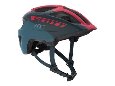SCOTT Spunto Junior One Size Dark Blue/Pink RC  click to zoom image