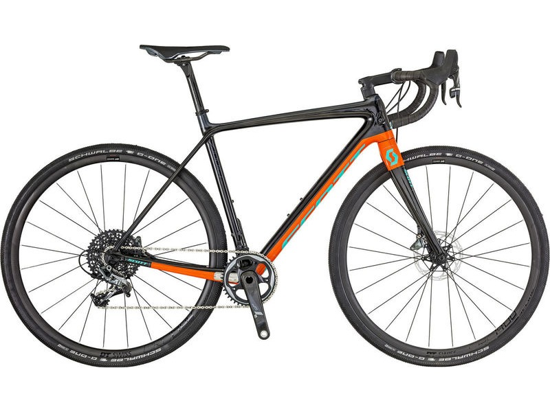 SCOTT Addict Gravel 10 disc click to zoom image