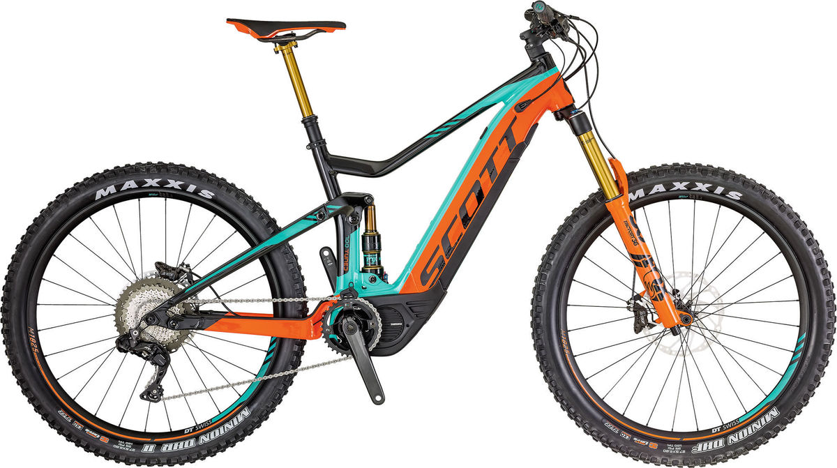 Electric Bikes 0. Full Suspension 27.5