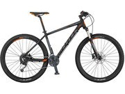 SCOTT Aspect 930 S black/grey/orange  click to zoom image