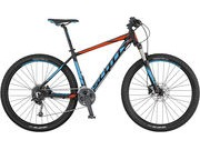 SCOTT Aspect 930 S black/blue/red  click to zoom image